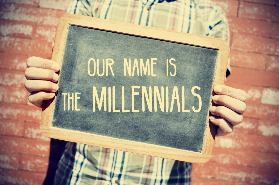 The Millennial Patient -We are the Millennials